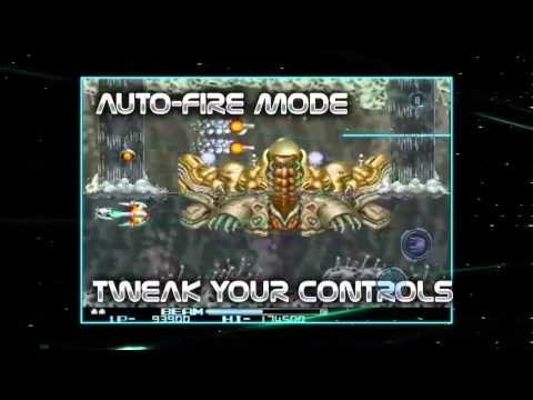 R-TYPE II for Android Out Now on Google Play