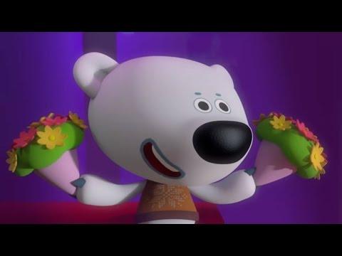 Ми-ми-мишки - Сборник новых серий о приключениях Кеши и Тучки. (видео)