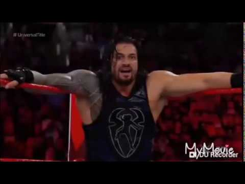 Satisfya song with WWE fight action video and entertain #part 1