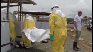 Doctors Without Borders/Médecins Sans Frontières (MSF) is doing all it can to fight the Ebola outbreak in Monrovia, Liberia,...