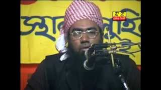 BANGLA WAZ MAULANA JUBAER AHMED ANSARI About Manob Sristir Karon Ki PART 02