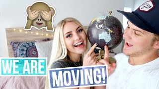 WE ARE MOVING TO ... !!! by Aspyn + Parker