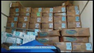 Carga de camarão sem nota fiscal é apreendida pela Polícia Rodoviária de Ourinhos
