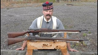 Video The Mk I Martini-Henry and the Mk I Lee-Metford:  Rate of Fire Comparison MP3, 3GP, MP4, WEBM, AVI, FLV Agustus 2019