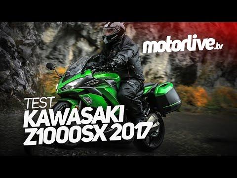 KAWASAKI Z1000 SX ABS TOURER +