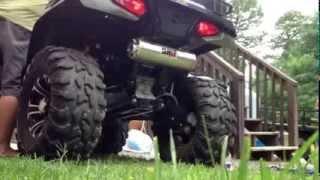 6. 2012 Polaris Sportsman 800 w/ HMF Swamp Series XL Exhaust