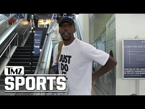 Kentavious Caldwell-Pope Mulling Ways to Welcome LeBron to Lakers   TMZ Sports