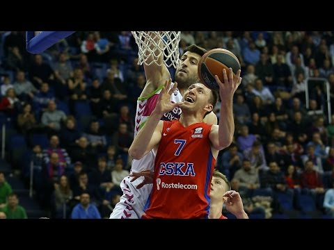 Highlights: CSKA Moscow-Laboral Kutxa Vitoria