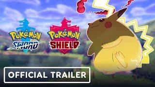 Pokémon Sword Shield - Gigantamax Pokémon Trailer by GameTrailers