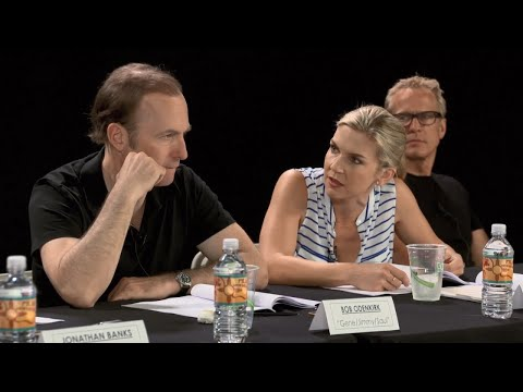 Better Call Saul Season 2 Episode 1 (Switch) | Table Read