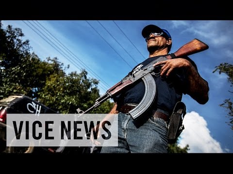 Templar - Subscribe to VICE News for more updates now: http://bit.ly/Subscribe-to-VICE-News Exactly a year ago today, February 24, 2013, in
