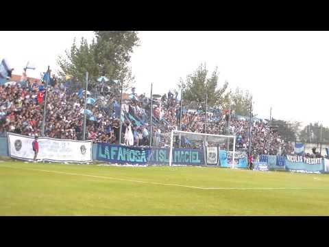 hinchada de san telmo vs dock sud 2014 (previa 2) - La Barra de San Telmo - San Telmo