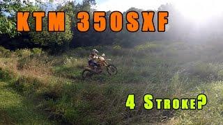 6. Zach Rides Tom's 2011 KTM 350SXF - S5|EP28