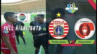 Video Persija Jakarta (2) vs Perseru Serui (1) - Full Highlight | Go-Jek Liga 1 bersama Bukalapak MP3, 3GP, MP4, WEBM, AVI, FLV Oktober 2018