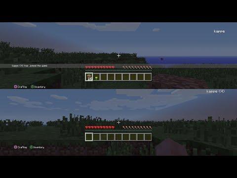 Wie Kann Ich Bei Einer Konsole Zu Z Minecraft - Minecraft offline zu zweit spielen pc