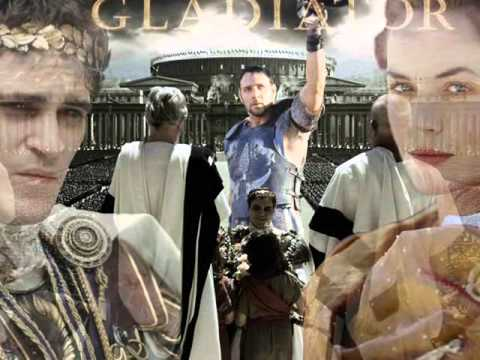 GLADIATOR - Elysium - Honor Him - Now We Are Free - Earth