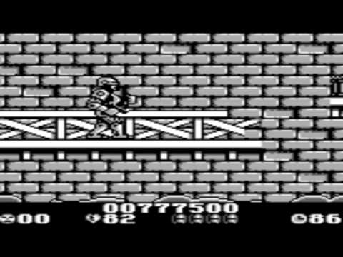 robocop game boy theme