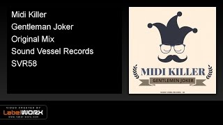 Video Midi Killer - Gentleman Joker (Original Mix)