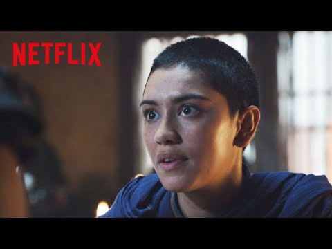 The New Legends Of Monkey | Official Trailer [HD] | Netflix