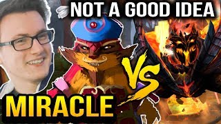 Video MIRACLE Pangolier vs SHADOW FIEND Mid - It's Not a Good Idea Dota 2 MP3, 3GP, MP4, WEBM, AVI, FLV Juni 2018