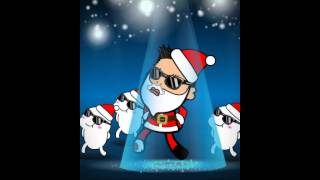 Gangnam Style X'mas stage LWP YouTube video