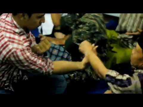 Pencak Silat Pusaka Mande Muda werner in Cimande