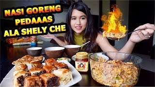 Video MASAK NASI GORENG PEDAS + CURHAT: AWAL BIKIN YOUTUBE? | Spesial 50K Subscribers MP3, 3GP, MP4, WEBM, AVI, FLV Maret 2018