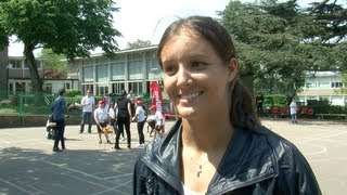 Laura Robson talks Wimbledon, Instagram, dinner parties and... strawberries and cream!