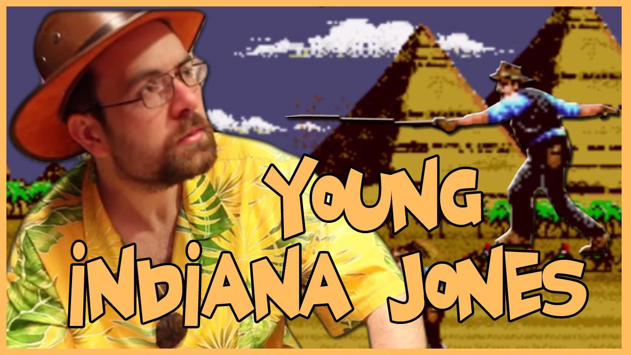 Joueur du Grenier – Young Indiana Jones – Megadrive