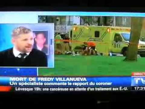 Rapport de l'Enquête Villanueva