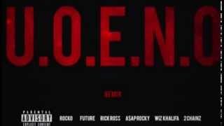 Video U.O.E.N.O. - Future, Wiz Khalifa, A$AP Rocky, Rick Ross, 2 Chainz, Rocko MP3, 3GP, MP4, WEBM, AVI, FLV September 2019