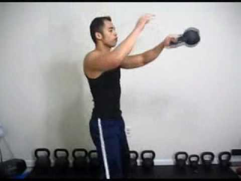 Killer Weight Loss Kettlebell Home Workout! I Lost 100lbs!