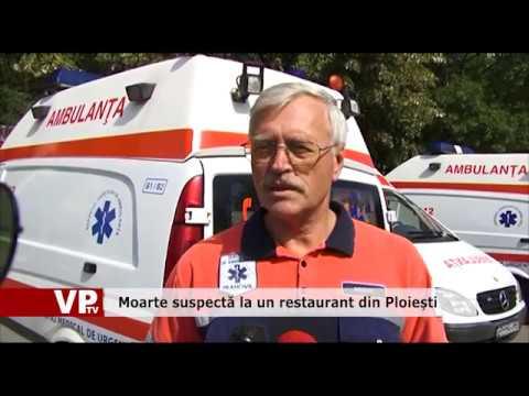 Moarte suspectă la un restaurant din Ploiești
