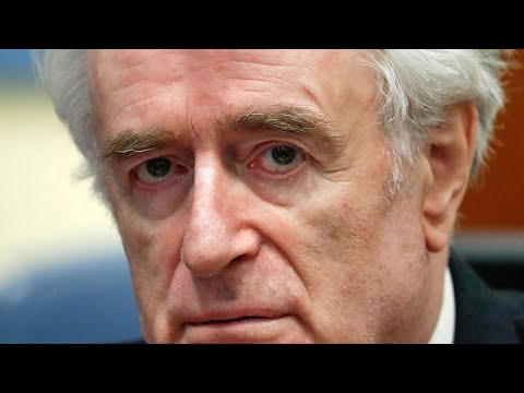 Χάγη: Σε ισόβια από 40ετη κάθειρξη αύξησε την ποινή του Κάρατζιτς το ΔΠΔ…