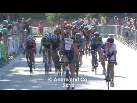 Schellebelle 24/06/2014 Women Elite 1.15 cycling video
