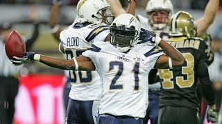 Take a look back at the career of LaDainian Tomlinson, one of the most dominant running backs in NFL history.