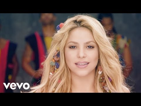 Tekst piosenki Shakira - Waka Waka (Esto es África) po polsku