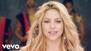 Vídeo oficial de Shakira de su tema 'Waka Waka' ft. Freshlyground. Haz clic aquí para escuchar a Shakira en Spotify:...