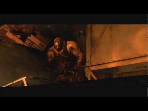 Resident Evil 6 - Gameplay Jake (Comic Con)