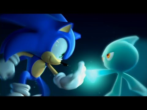 Sonic Colors - Episode 1: All I Did Was Press A!