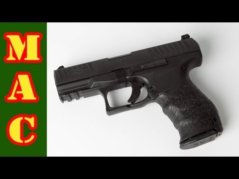 walther - http://www.militaryarmschannel.com The Walter PPQ is a new product for 2011. The 9mm Walter PPQ makes a perfect concealed carry pistol. The Walter PPQ is sim...