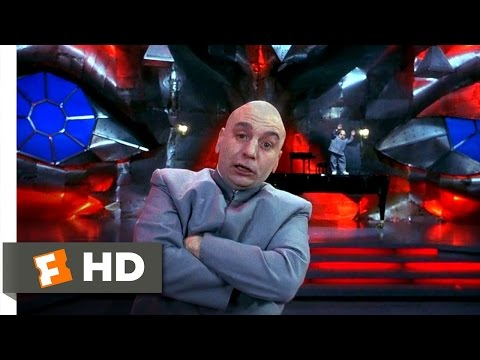 Just the Two of Us - Austin Powers: The Spy Who Shagged Me (5/7) Movie CLIP (1999) HD