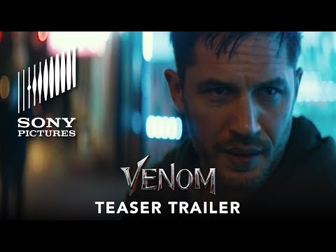 The First Teaser Trailer for Venom Starring Tom
