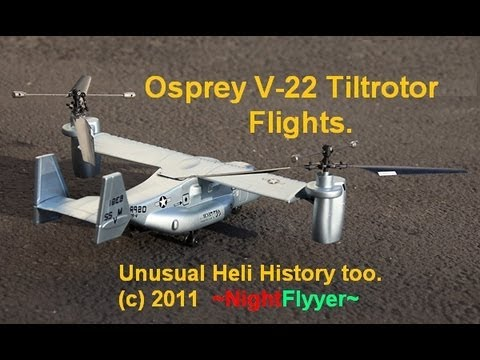 NightFlyyer - Please read this before commenting.* Unusual Helicopters did not spring up by Magic! Many of us pioneered some pretty interesting machines which have shaped...