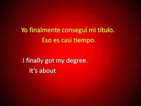 Video Aprende a Hablar Inglés sin Saber el Idioma 28 download in MP3, 3GP, MP4, WEBM, AVI, FLV January 2017