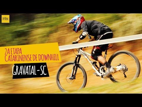 Downhill em Gravatal 2015