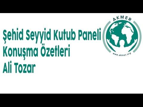 Şehid Seyyit Kutup Paneli Konuşma Özetleri