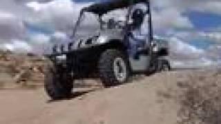 6. ATV Television Project - Yamaha Rhino 660 P1