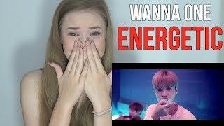 Video Wanna One (워너원) - 에너제틱 (Energetic) MV REACTION | Lexie Marie MP3, 3GP, MP4, WEBM, AVI, FLV Juni 2018