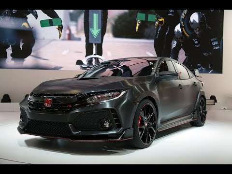 2018 Honda Civic TypeR